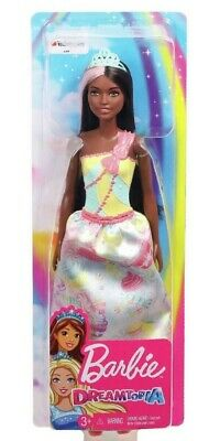 Barbie Dreamtopia Princess Fairytale Dress up Doll Official Licensed Toy Gift