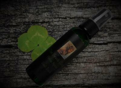 GOOD LUCK Potion Spray Ritual Spray Ritual Oil Spells~ Wicca Witchcraft Pagan