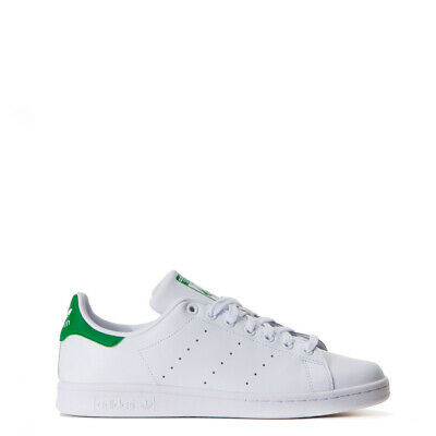 ADIDAS SCARPE STAN SMITH M20324_StanSmith BIANCO VERDE UNISEX M20324 SNEAKERS