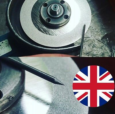 "100mm Tungsten Sharpener dril Grinding wheel cutting disk.4""diamond disk"