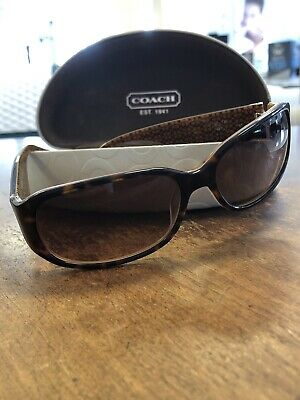 5783fd33fb98 NICE COACH PAMELA Sunglasses with Case in excellent condition ...
