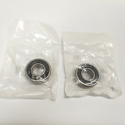 1616-2RS 100 PCS FACTORY NEW SEALED BEARING SHIPS FROM THE USA 6384K49