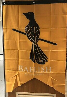 "Baelish Game of Thrones GOT Tournament Banner Flag 37"" x 57"" NIP"