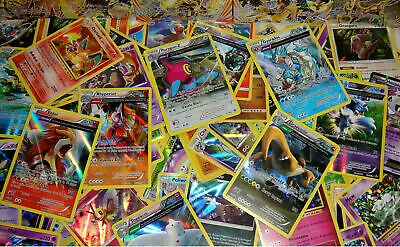 LEGENDARY Pokemon 10 Card Lot GUARANTEED HOLO & REVERSE RARES 100% OFFICIAL TCG
