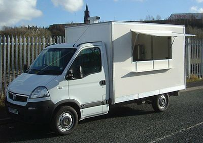 New Catering Van And Trailer Conversions- Finance Available - Free Uk Delivery