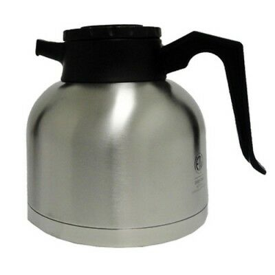 Thermal Coffee Carafe 1.9L 64 oz. Stainless Steel