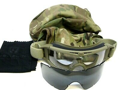 1cfc3027fb20 Revision Locust Military Goggles Eye Pro Clear Dark Lens Kit Multicam Ocp G1