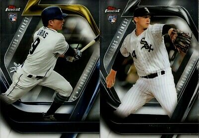 2019 Topps Finest Finest Firsts Insert Rookie Rc Singles  - You Pick & Complete