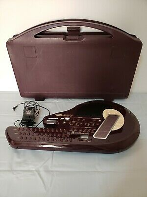 Suzuki QC1 Q Chord Digital Sound Guitar w/Hard Case