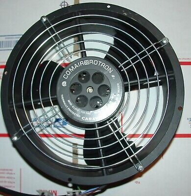 COMAIR ROTRON CARAVEL CL2T2 115VAC 50/60Hz 1.0/.88Amps Thermally Protected Fan
