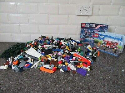 Bulk Lot - Mixed LEGO - Over 2 kilos - Great Condition - Washed and Cleaned