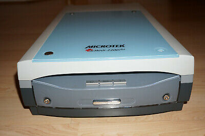Microtek Medi 2200 Plus High Speed Dental X Ray Scanner Dental Digitizer