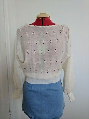vintage Mouse factory by Stitch jumper