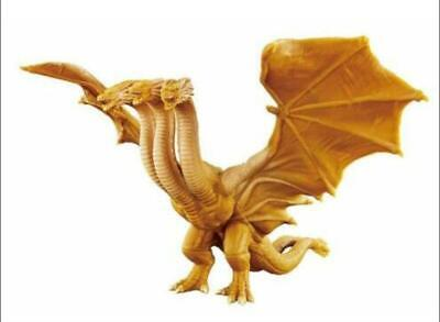 BANDAI Godzilla Movie Monster Series King Ghidorah 2019 Soft Vinyl(US Seller)