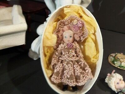 """3"""" """"Dollhouse Doll By Palmary Collection"""""""