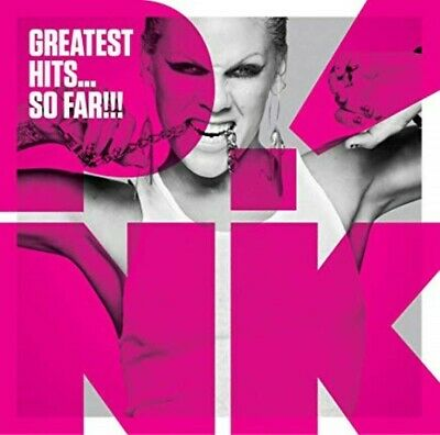 P!nk Greatest Hits So Far! PINK BRAND NEW SEALED MUSIC ALBUM CD - AU STOCK