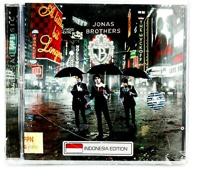 Jonas Brothers - Little Bit Longer Indonesia Edition MUSIC CD NEW SEALED