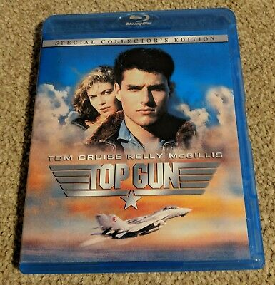 Top Gun - Region Free Bluray - US IMPORT