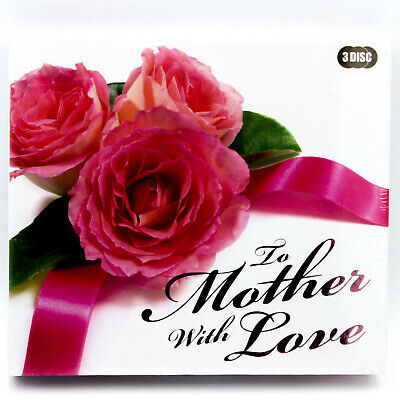 To Mother with Love 3 Disc Box Set - RARE CD - BRAND NEW SEALED - MUSIC ALBUM