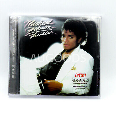 Michael Jackson - Thriller - RARE CD - BRAND NEW SEALED - MUSIC ALBUM