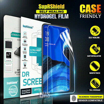 SupRShield HYDROGEL Full Coverage Screen Protector For Oppo Reno2 Z 5G 10X Zoom