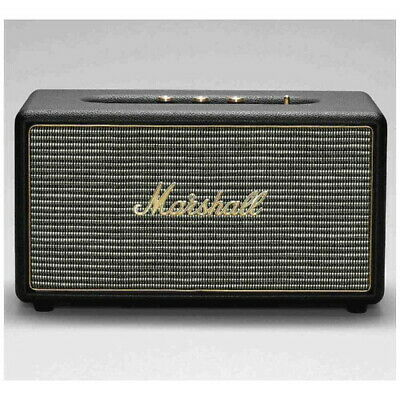 Marshall Stanmore Wireless Bluetooth Speaker Black JapanVer. New / FREE-SHIPPING