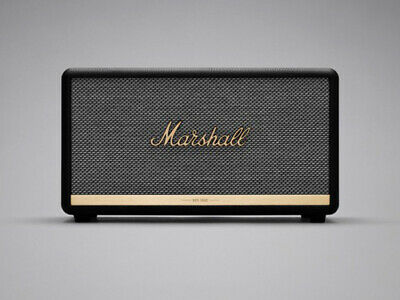 Marshall Stanmore II Wireless Bluetooth Speaker Black Japan Ver. / FREE-SHIPPING
