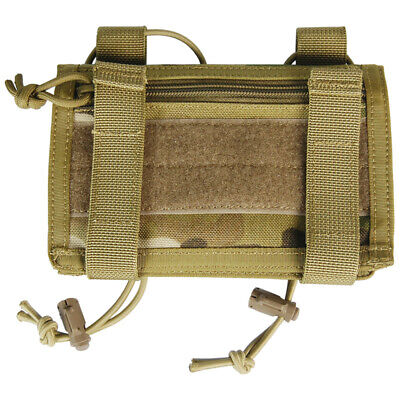 Flyye Industries Tactical Military Arm Band Army Id Holder Airsoft Multicam Camo