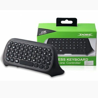 Audio 3.5mm Headset Headphone Adapter Keyboard Chatpad For Xbox One Controller