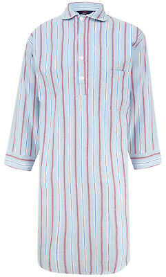 Men's Premium Brushed Cotton Nightshirt by Somax (sizes available)