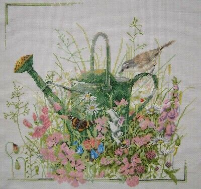 Beautiful! Completed Cross Stitch Finished Needlepoint Marjolein Bastin