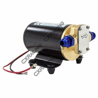 Electric Scavenge Pump for Turbo Oil Feed 3.7 GPM 12VDC