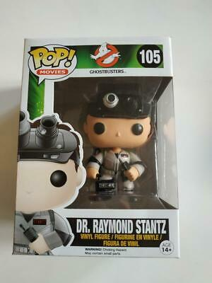Figurine Funko POP! Movies Ghostbusters 105 Dr Raymond Stantz
