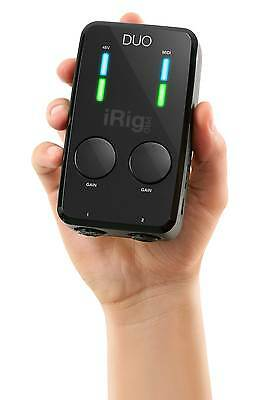 Ik Multimedia iRig Pro Duo - Interfaccia Audio/Midi