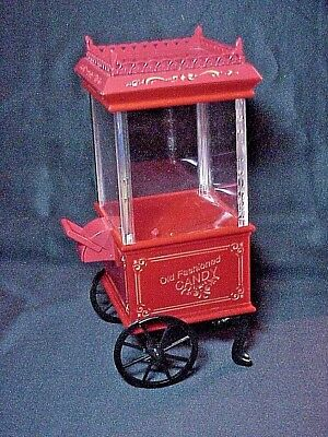 Goinger Silver Art Co. Candy Nut Dispensing Vending Machine Manual Workings