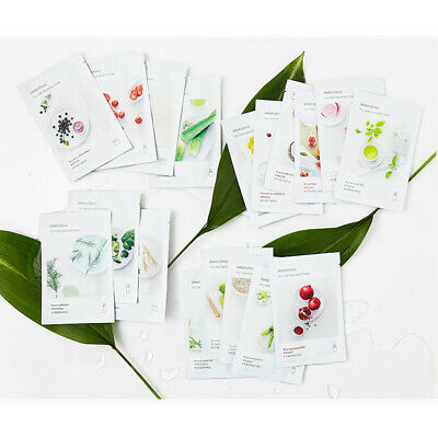 ​Innisfree My Real Squeeze Mask 20ml * 10 pcs