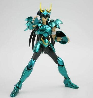 Great Toys Saint Seiya Myth Cloth EX Final Dragon Shiryu Action Figure