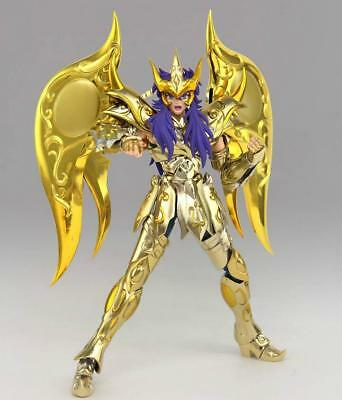 Great Toys Saint Seiya Myth Cloth Soul of God SOG EX Scorpio Milo Action Figure