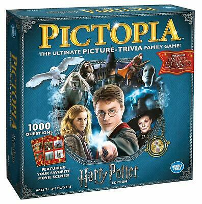 Harry Potter Pictopia Family Game