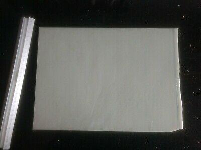 Bullseye Sheet Glass. 3mm thickness (possibly French vanilla colour - not 100%)