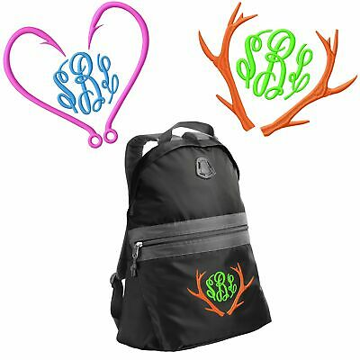 Personalized Flip-Flops/Beach/Hibiscus Flower/Anchor/Chair Backpack For School