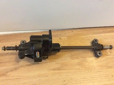 stirling little gem mobility scooter axle gearbox