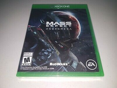 Mass Effect Andromeda ( Xbox One ) New & Sealed