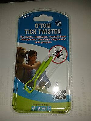 O Tom Tick Twister Blister Pack Animal