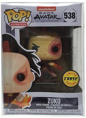 Funko Pop Animation: Avatar the Last Airbender - Zuko Chase Limited Edition