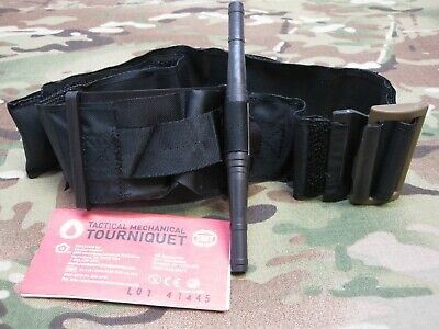 New Tactical Mechanical Tourniquet Tmt Combat Medical One Handed Application