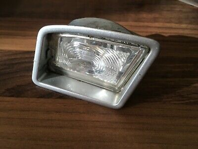 Vw Beetle Number Plate Light Drivers Side