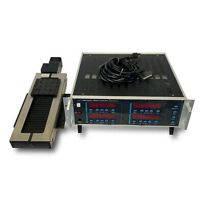 Newport M-MTM250PE1 Motorized Long-Travel Linear Translation Stage w/ Controller