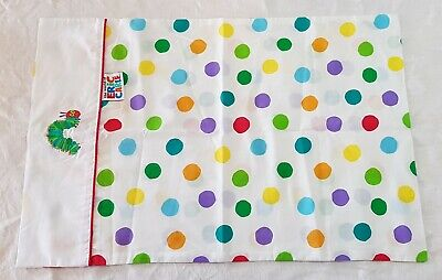 Eric Carle The Very Hungry Caterpillar Baby Pillow Case