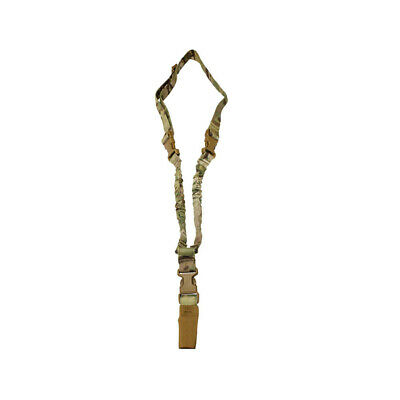 MULTICAM Tactical COBRA OPS One Point .223 5.56 Bungee Rifle Sling Strap USA